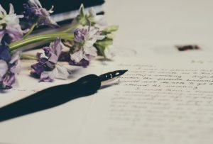 Letters and little notes